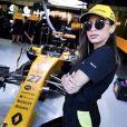 Anitta fechou parceria milionária para ser garota-propaganda da Renault