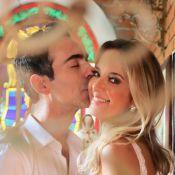 Casados no civil! Ticiane Pinheiro e Cesar Tralli já oficializaram a união
