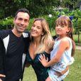 Rafaella Justus, filha de Ticiane Pinheiro, será daminha de honra no casamento da mãe com Cesar Tralli