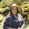 Lia (Lucinha Lins) vai enfrentar com coragem o Alzheimer, na novela 'Apocalipse'