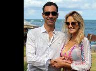 Casada, Ticiane Pinheiro adota sobrenome de Cesar Tralli em união 'secreta'