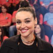 Grávida de 4 meses, Débora Nascimento entrega desejo: 'Rosquinha doce com glacê'