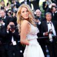 Blake Lively prestigia a exibição de 'Mr. Turner' no Festival de Cannes 2014