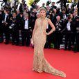 Hofit Golan prestigia a exibição do filme 'Mr. Turner' no Festival de Cannes 2014