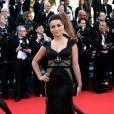 Priscilla Betti prestigia a exibição do filme 'Mr. Turner' no Festival de Cannes 2014