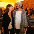 Paulo Vilhena e a gerente de marketing Amanda Beraldi estão juntos há sete meses