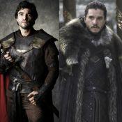 Caio Blat, em foto para novela, é comparado a personagem de 'GOT': 'Jon Snow'