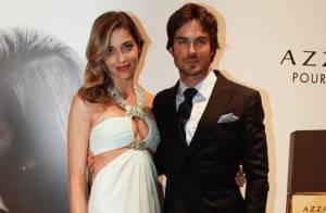 Ana Beatriz Barros nega romance com Ian Somerhalder: 'Parceiro de trabalho'