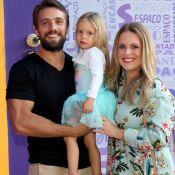 Rafael Cardoso entrega que filha deseja ter uma irmã: 'Se for menino, devolve'
