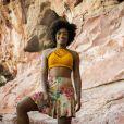 Personagem de Erika Januza em 'O Outro lado do Paraíso' também sofrerá preconceito racial