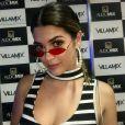 Ex-BBB Vivian esteve  no Camarote AudioMix do Festival Villa Mix, realizado no Rio de Janeiro