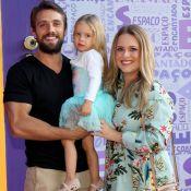 Rafael Cardoso teve 'deadline' da mulher, Mari Bridi, para 2º filho: 'Garantiu'