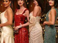 Glamour! Juliana Paes, Marina Ruy Barbosa e mais atrizes brilham no Emmy 2017