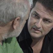 Novela 'Pega Pega': pai de Malagueta morre em acidente e livra o filho da prisão