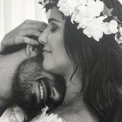 Deborah Secco festeja 2 anos de casamento com Hugo Moura: 'Sejamos sempre um'