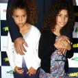 Ronaldo curtiu programa em família com as filhas Maria Alice, de 7 anos, e Maria Sofia, de 8