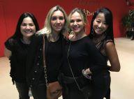 Eliana festeja 44 anos em show do Bruno Mars e fala da filha: 'Ficou com a vovó'