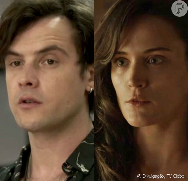 Gael (Sergio Guizé) tenta estuprar Clara (Bianca Bin) e, ao ser preso, escapa de estupro coletivo e leva surra, na novela 'O Outro Lado do Paraíso'