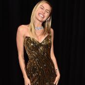 Miley Cyrus nega gravidez após exibir barriga saliente: 'Comendo uma tonelada'