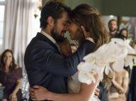 Novela 'O Outro Lado do Paraíso': Lívia e Renato criam Tomaz após se casarem