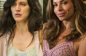 'O Outro Lado do Paraíso': Clara vê Tomaz com Lívia e se revolta. 'Meu filho'
