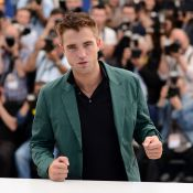 Robert Pattinson divulga 'The Rover' no Festival de Cannes 2014