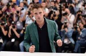 Robert Pattinson divulga 'The Rover' no Festival de Cannes 2014