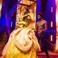 Pabllo Vittar usou fantasia da personagem Bela na tradicional festa Chá da Alice, que virou o Chá da Pabllo, em 24 de novembro de 2017