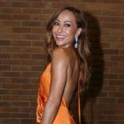 Sabrina Sato vai ao casamento de Fábio Porchat e brinca: 'Fiquei pra tia mesmo'