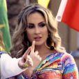 Claudia Leitte é elogiada por imprensa internacional