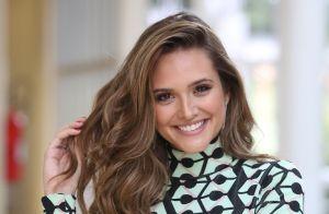 Juliana Paiva se diz a favor da 'DR': 'Diálogo sempre ajuda a entender'
