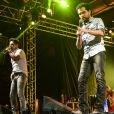 Zezé Di Camargo e Luciano fazem show no Villa Country, em São Paulo, neste domingo, 26 de novembro de 2017