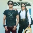 Para agradar Gael (Sergio Guizé), Sophia (Marieta Severo) leva Aura (Tainá Müller) para fazer visita íntima, na novela 'O Outro Lado do Paraíso'