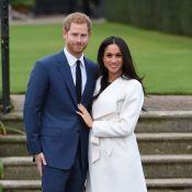 Príncipe Harry e noiva, Meghan Markle, mostram aliança em ensaio oficial. Fotos!