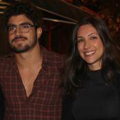 Caio Castro surge com nova namorada em festival de cinema em Búzios. Foto!