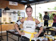 Mariana Ximenes dá aula de culinária e elege prato favorito: 'Feijoada'. Fotos!