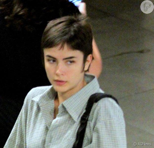 Maria Casadevall cortou mais uma vez para atuar na série 'Ilha de Ferro'