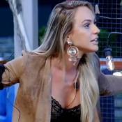 'A Fazenda': Monick 'explode' com Marcos em briga. 'Você vive Big Brother'