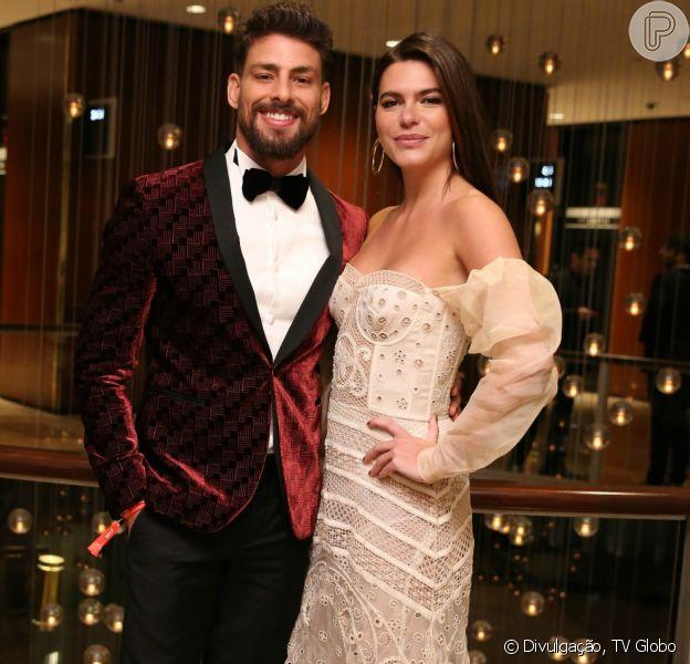 Mariana Goldfarb revelou que desenvolveu um distúbio alimentar no começo do namoro com Cauã Reymond