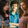 Clara (Bianca Bin) reencontra Tomaz ( Vitor Figueiredo ), mas ele a rejeita e chama Lívia (Grazi Massafera) de mãe, na novela 'O Outro Lado do Paraíso'