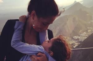 Camila Pitanga parabeniza a filha, Antonia: 'Seis anos de muito amor'