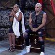 Yuri Fernandes, namorado de Monick Camargo, é o décimo primeiro eliminado e deixa 'A Fazenda', na noite desta quinta-feira, 30 de novembro de 2017