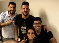 Marido de Anitta, Thiago Magalhães surge com novo visual ao lado da cantora