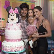 Deborah Secco e Hugo Moura comemoram aniversário de 2 anos de Maria Flor. Fotos!
