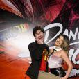 Os comentários sobre um possível namoro entre Lucas Veloso e Natália Melo começou no início do 'Dança dos Famosos'