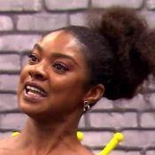Cris Vianna é elogiada por jurada do 'Dança' que julgou sua altura: 'Primorosa'