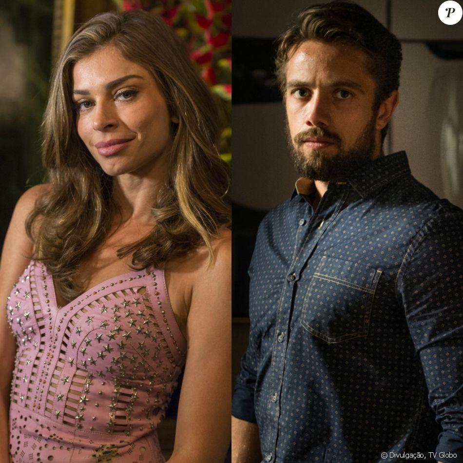 Lívia (Grazi Massafera) resolve pedir a separação de seu casamento com Renato (Rafael Cardoso) na novela 'O Outro Lado do Paraíso'