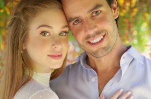 Marido de Marina Ruy Barbosa, Xande Negrão avalia vida de casados: 'Corrida'