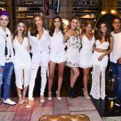 A vez do branco: looks de famosos em evento fashion é inspiração para o Ano Novo
