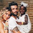 Títi será protagonista de reality ao lado dos pais, Bruno Gagliasso e Giovanna Ewbank, conta a colunista de TV Patricia Kogut, do jornal 'O Globo', nesta terça-feira, 5 de dezembro de 2017